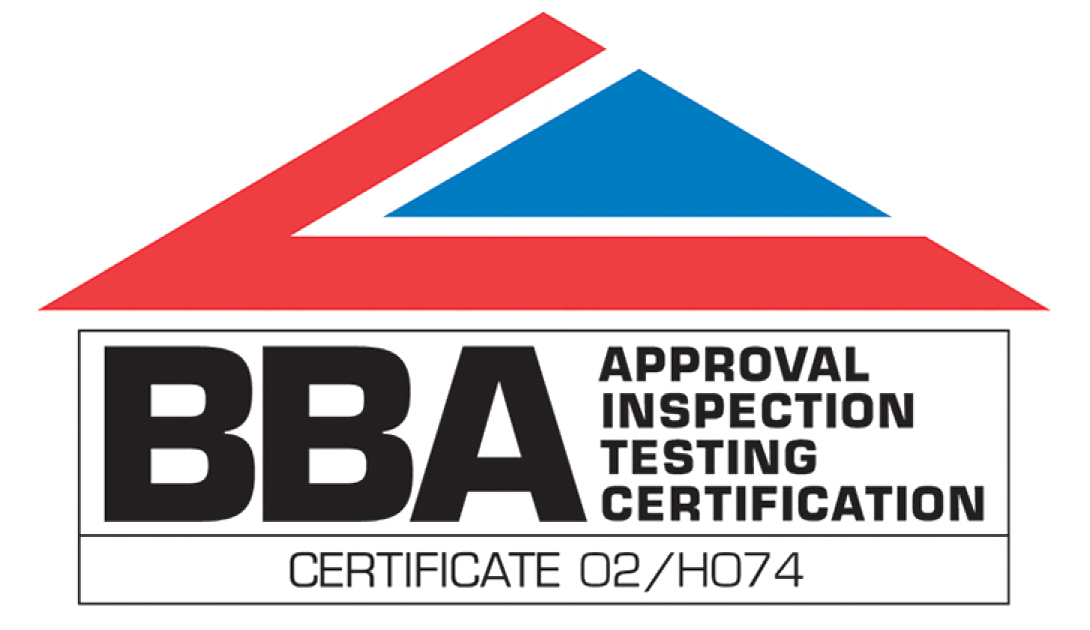 BBA approval inspection testing certificate.