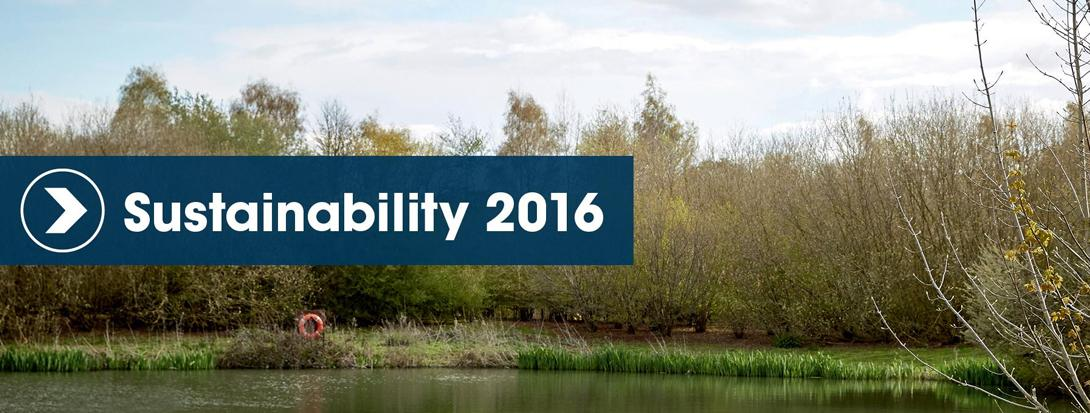 Sustainability report 2016.