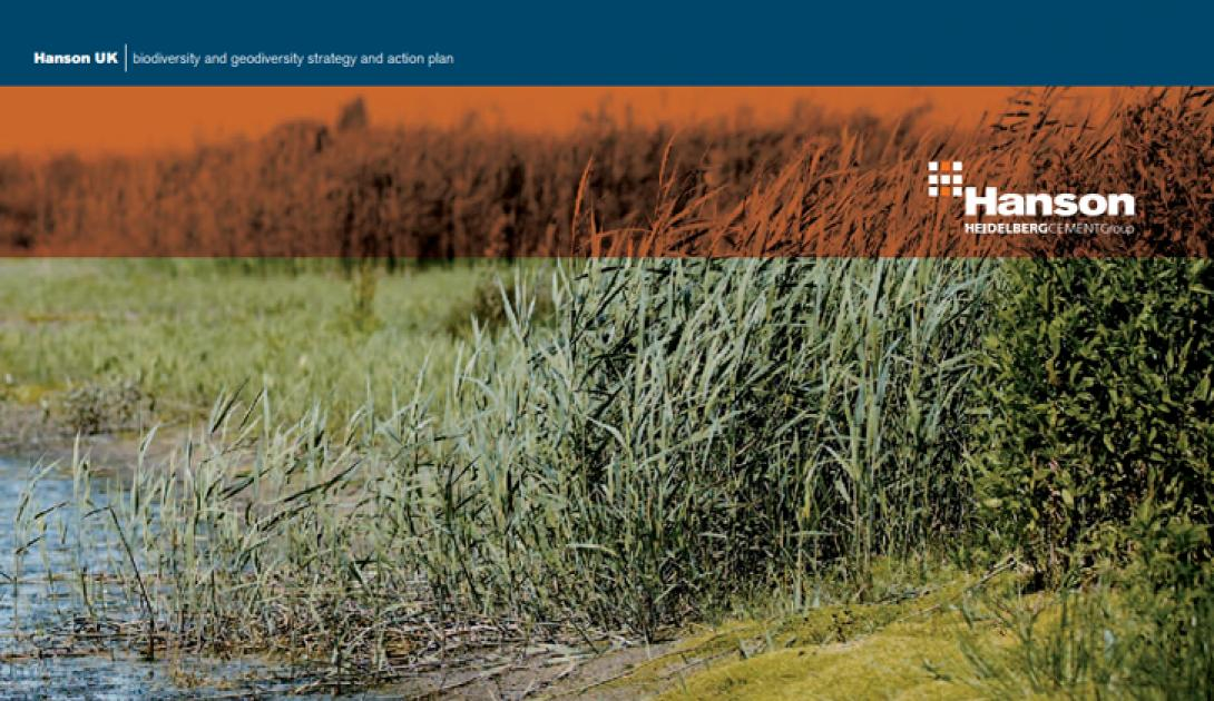 Biodiversity and geodiversity strategy and action plan.