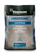 Limestone Chippings.