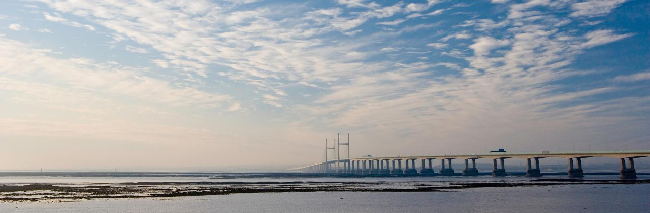Second Severn Crossing.