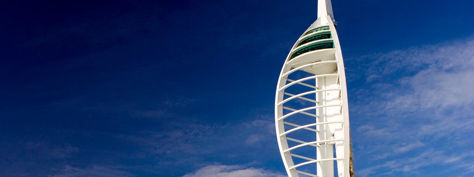 Spinnaker Tower, Portsmouth.