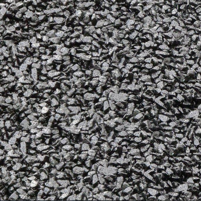 Pre-coated chippings.